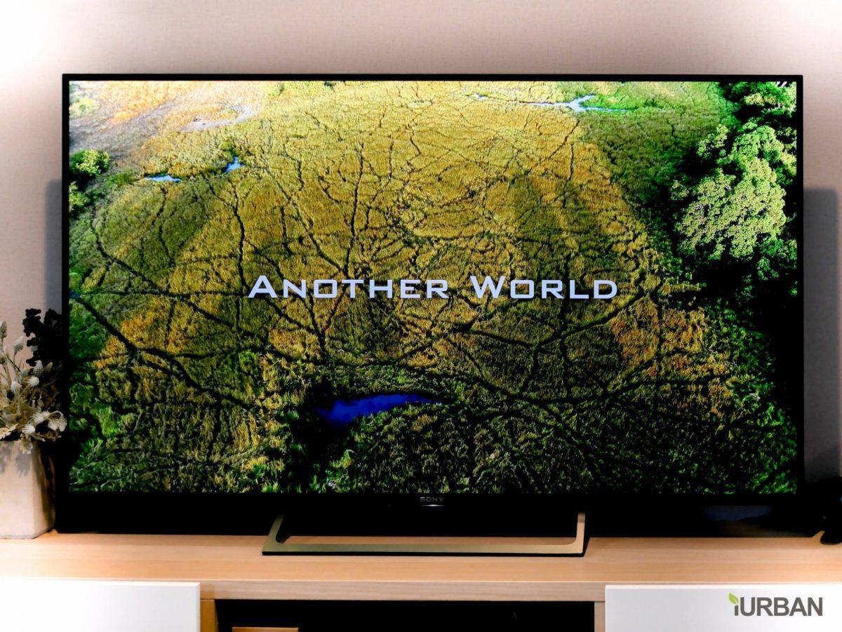 SonyX8500E 42 SONY X8500E 4K HDR Android TV นวัตกรรมที่จะเปลี่ยนชีวิตกับทีวี ให้ไม่เหมือนเดิมอีกต่อไป