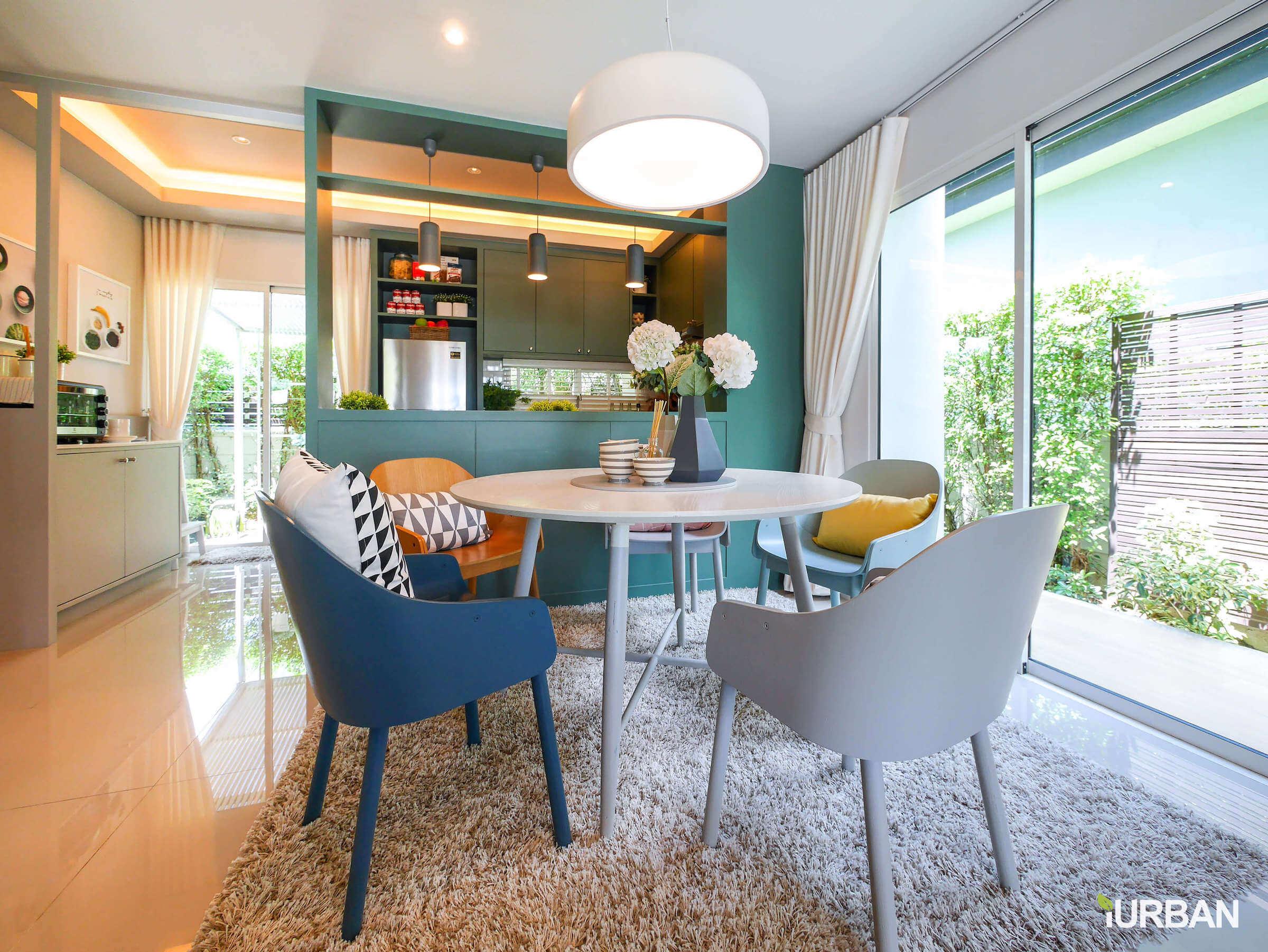 """รีวิว The Colours ทาวน์โฮม by Areeya บนทำเลที่กำลังเติบโต """"ข้างเมกาบางนาและอิเกีย"""" 44 - Areeya Property (อารียา พรอพเพอร์ตี้)"""