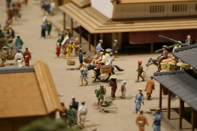 """ย้อนอดีตไปยุค """"เอโดะ"""" สู่ """"โตเกียว"""" ผ่านพิพิธภัณฑ์เอโดะ-โตเกียว 23 - พิพิธภัณฑ์เอโดะ-โตเกียว"""