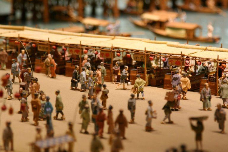 """ย้อนอดีตไปยุค """"เอโดะ"""" สู่ """"โตเกียว"""" ผ่านพิพิธภัณฑ์เอโดะ-โตเกียว 15 - พิพิธภัณฑ์เอโดะ-โตเกียว"""