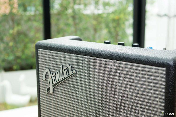 fenderspeaker iurban 11 750x500 รีวิวลำโพง Fender คู่แรกจากตำนานแห่งวงการดนตรี Monterey™ & Newport™
