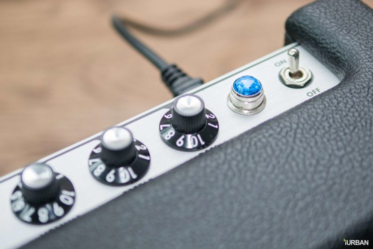 fenderspeaker iurban 14 750x500 รีวิวลำโพง Fender คู่แรกจากตำนานแห่งวงการดนตรี Monterey™ & Newport™