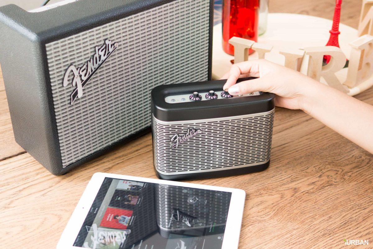 รีวิวลำโพง Fender คู่แรกจากตำนานแห่งวงการดนตรี Monterey™ & Newport™ 26 - fender