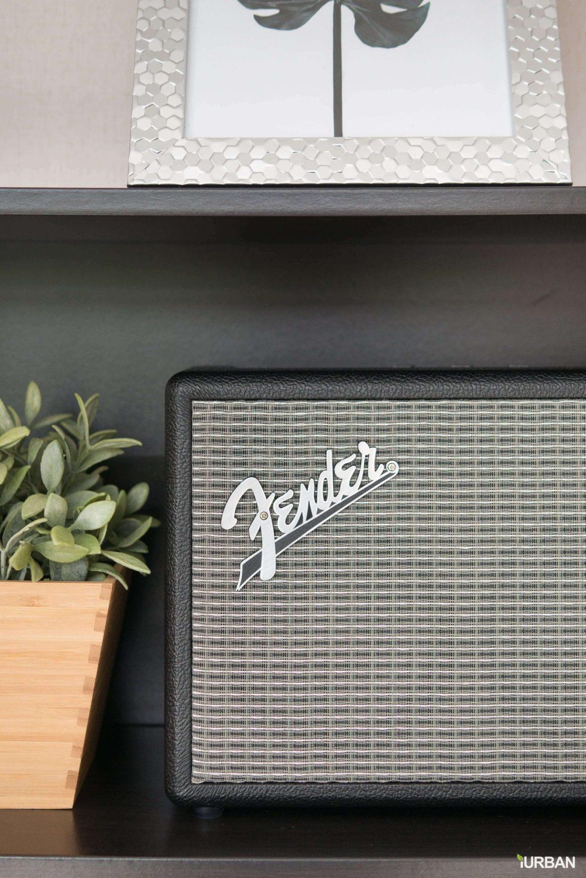 รีวิวลำโพง Fender คู่แรกจากตำนานแห่งวงการดนตรี Monterey™ & Newport™ 23 - fender