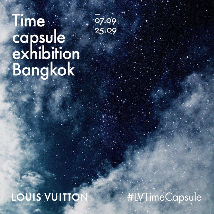 หลุยส์ วิตตอง จัดแสดงนิทรรศการ TIME CAPSULE ยิ่งใหญ่ที่สุดแห่งปี 34 -