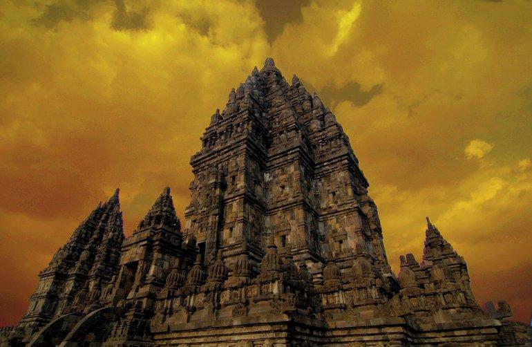 ศาสนสถานสองศาสนา มรดกโลก แห่ง ยกยาการ์ตา 25 -