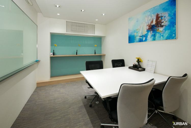 office1 750x501 ถ้า Co Working เปิดบริษัทไม่ได้ Biz Concierge ทำได้ ออฟฟิศ Start Up ใจกลางเมือง เริ่มแค่หลักพัน