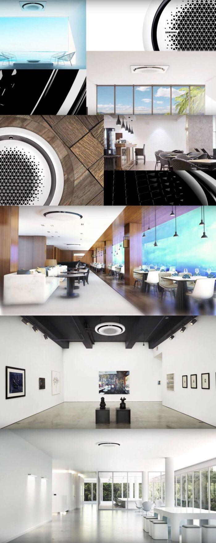 แอร์ Samsung 360 Cassette ดีไซน์นวัตกรรมใหม่ แอร์ฝังเพดานทรงกลมตัวแรกของโลก เย็นทั่ว-หัวไม่หนาว 16 - Advertorial