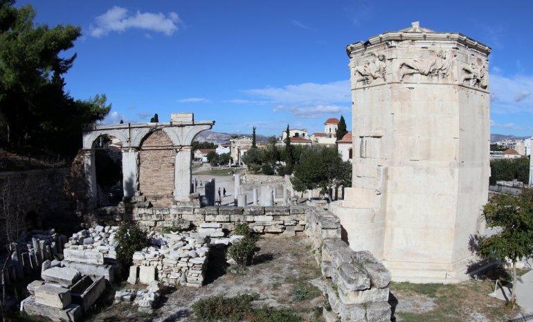 """อารยธรรมยุโรปทั้งหมด เริ่มต้นที่นี่.. """"อะโครโปลิสแห่งเอเธนส์"""" (Acropolis of Athens) 18 - วิหารพาร์เธนอน"""