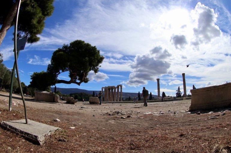 """อารยธรรมยุโรปทั้งหมด เริ่มต้นที่นี่.. """"อะโครโปลิสแห่งเอเธนส์"""" (Acropolis of Athens) 16 - วิหารพาร์เธนอน"""