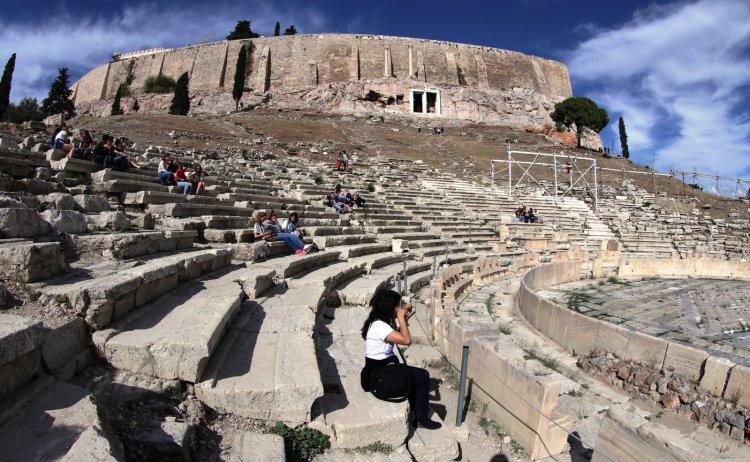 IMG 0693 750x462 อารยธรรมยุโรปทั้งหมด เริ่มต้นที่นี่.. อะโครโปลิสแห่งเอเธนส์ (Acropolis of Athens)