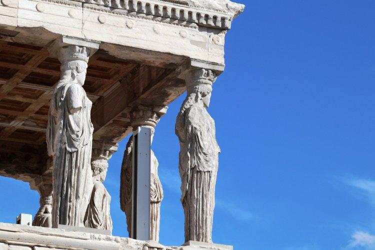IMG 0748 750x500 อารยธรรมยุโรปทั้งหมด เริ่มต้นที่นี่.. อะโครโปลิสแห่งเอเธนส์ (Acropolis of Athens)