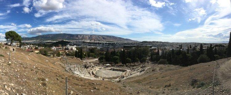 IMG 5896 750x310 อารยธรรมยุโรปทั้งหมด เริ่มต้นที่นี่.. อะโครโปลิสแห่งเอเธนส์ (Acropolis of Athens)