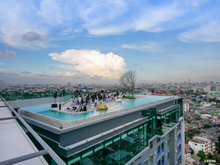 ananda 01 750x563 'White Cloud Pool Party' ชวน Blogger ชมโครงการ IDEO THA PHRA INTERCHANGE ปาร์ตี้วิว Rooftop