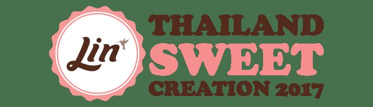 lin thailandsweetcreation2017 logo2 1 น่าชม Lin Thailand Sweet Creation 2017 เค้กแชมป์โลกฝีมือคนไทย และงานครีเอทีฟของหวานใหญ่ที่สุดในอาเซียน