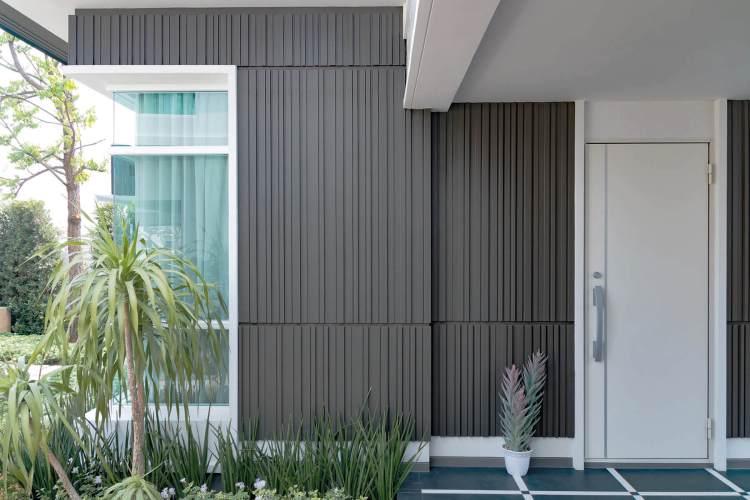 """""""เอสซีจี"""" แนะนำไอเดียเติมเสน่ห์ให้บ้านสวยใกล้ชิดธรรมชาติ  ตกแต่ง 3 พื้นที่ของบ้าน ด้วยการใช้ไม้สังเคราะห์ไฟเบอร์ซีเมนต์ 7 - SCG (เอสซีจี)"""
