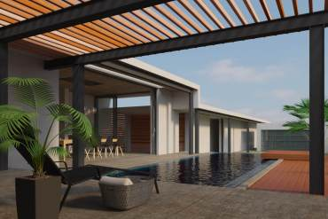 """""""เอสซีจี"""" แนะนำไอเดียเติมเสน่ห์ให้บ้านสวยใกล้ชิดธรรมชาติ ตกแต่ง 3 พื้นที่ของบ้าน ด้วยการใช้ไม้สังเคราะห์ไฟเบอร์ซีเมนต์ 22 - SCG (เอสซีจี)"""