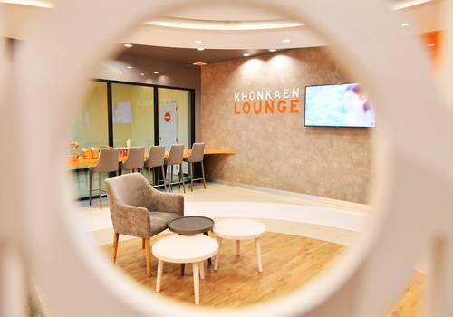 ไทยสมายล์เปิดให้บริการ สมายล์ เลานจ์ (Smile Lounge) ณ ท่าอากาศยานขอนแก่น 13 -