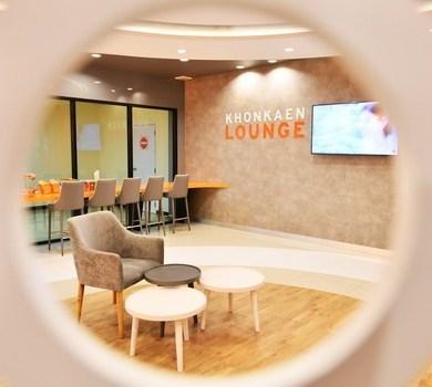 ไทยสมายล์เปิดให้บริการ สมายล์ เลานจ์ (Smile Lounge) ณ ท่าอากาศยานขอนแก่น 21 - ข่าวประชาสัมพันธ์ - PR News