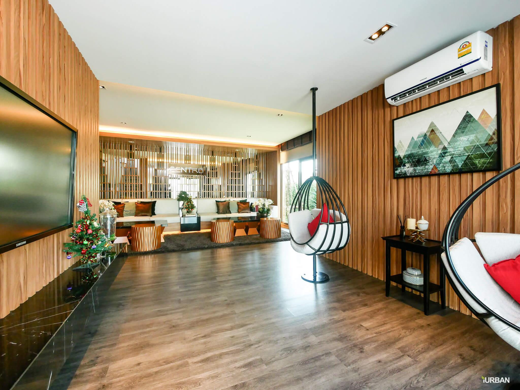 รีวิว CENTRO รามอินทรา-จตุโชติ บ้านเดี่ยวหลังใหญ่ 4 ห้องนอน บนวงแหวน ระดับคุณภาพจากเอพี 20 - AP (Thailand) - เอพี (ไทยแลนด์)