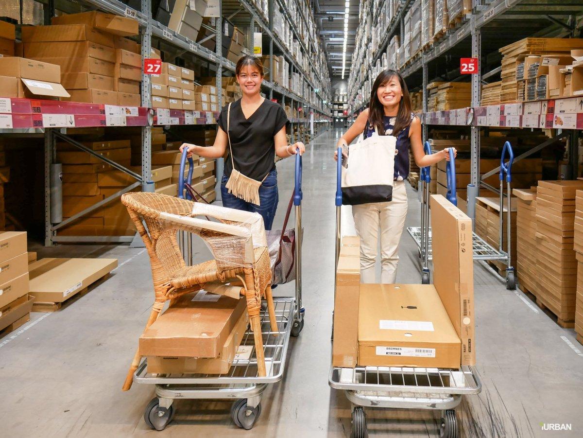 ช้อปที่ IKEA มีส่งของด่วนแล้ว 3 ชม. ถึงบ้าน เริ่ม 350 บาทโดย Deliveree 17 - Deliveree