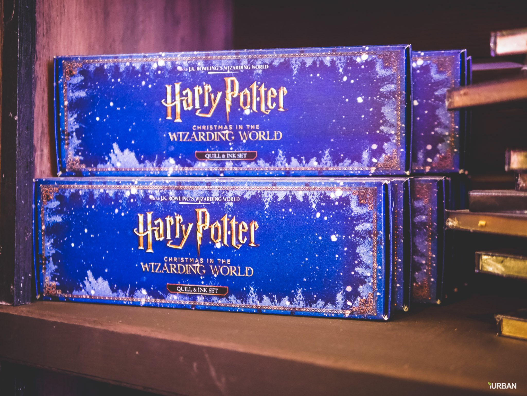 11 ไม้กายสิทธิ์ แฮร์รี่ พอตเตอร์ ราคา ที่งาน สยามพารากอน #HarryPotterThailand  Harry Potter Paragon 52 - Fantastic Beasts