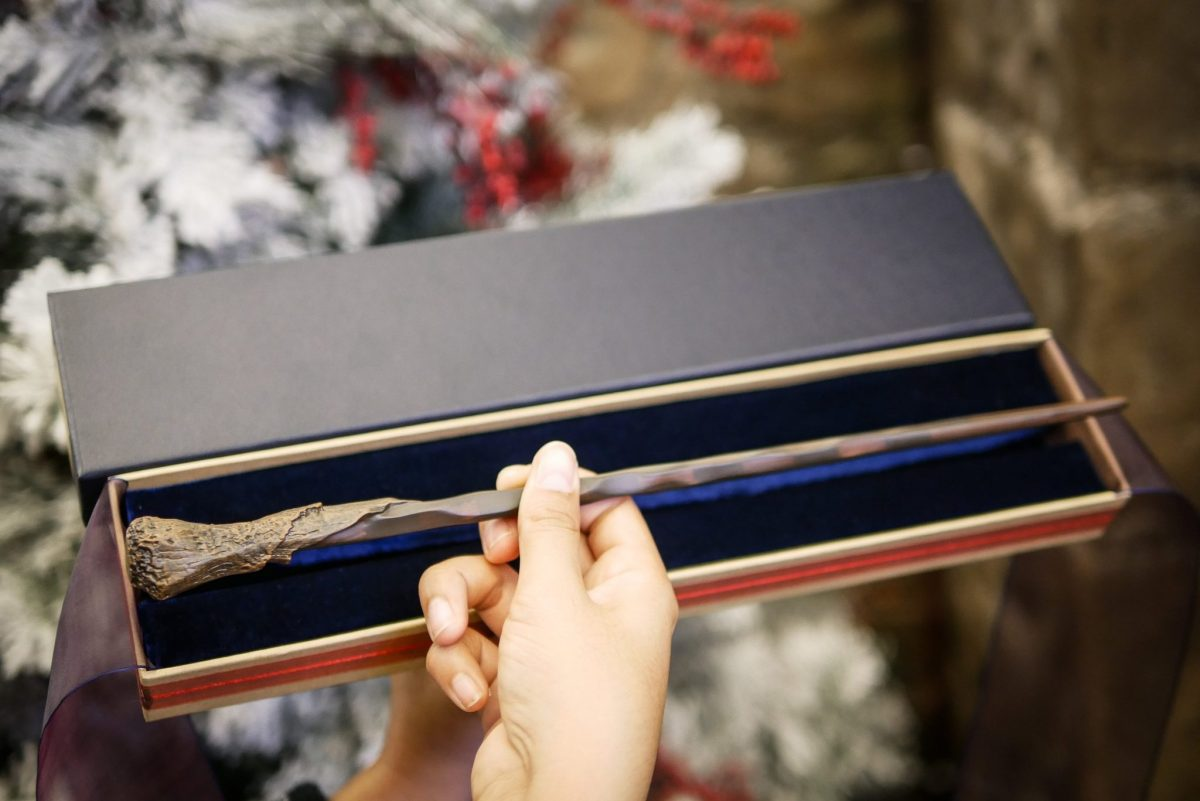harrypotter wand 19 11 ไม้กายสิทธิ์ แฮร์รี่ พอตเตอร์ ราคา ที่งาน สยามพารากอน #HarryPotterThailand  Harry Potter Paragon