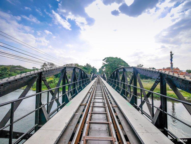 จัดงานวิ่ง Half Marathon บนสะพานข้ามแม่น้ำแคว พื้นที่ประวัติศาสตร์โลกได้ด้วยเทคโนโลยีก่อสร้างสมัยใหม่ (ถอนต้องไวก่อนรถไฟมา) #SHERA 4 - fiber cement wood