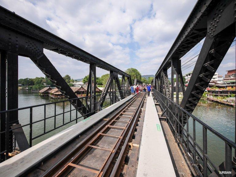 จัดงานวิ่ง Half Marathon บนสะพานข้ามแม่น้ำแคว พื้นที่ประวัติศาสตร์โลกได้ด้วยเทคโนโลยีก่อสร้างสมัยใหม่ (ถอนต้องไวก่อนรถไฟมา) #SHERA 25 - fiber cement wood