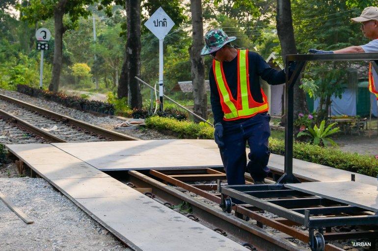 จัดงานวิ่ง Half Marathon บนสะพานข้ามแม่น้ำแคว พื้นที่ประวัติศาสตร์โลกได้ด้วยเทคโนโลยีก่อสร้างสมัยใหม่ (ถอนต้องไวก่อนรถไฟมา) #SHERA 28 - fiber cement wood