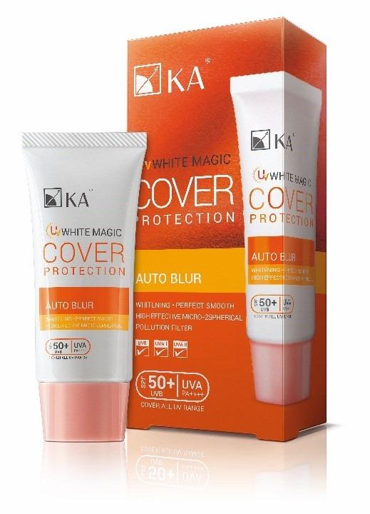 KA UV White Magic Cover Protection SPF 50+ PA++++ 13 -