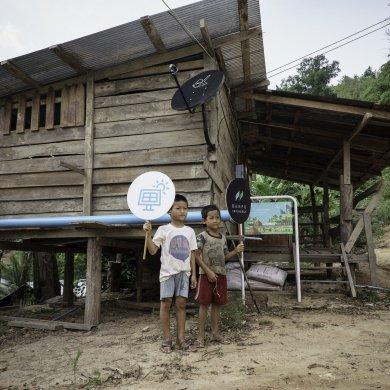 บ้านปู อินฟิเนอร์จี ส่องสว่างอนาคตเยาวชนไทยด้วยพลังงานสะอาดในโครงการพลังงานแสงอาทิตย์เพื่อการเรียนรู้ ปูรากฐานสู่การพัฒนาที่มั่นคงและยั่งยืน 15 -