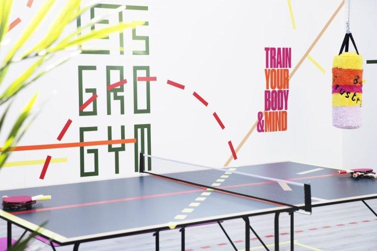 Let's Gro Gym ยิมต้นแบบเพื่อฝึกความแข็งแกร่งของร่างกายและจิตใจ 3 - Gym