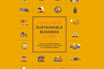มูลนิธิมั่นพัฒนา และภาคีหลักจากภาคธุรกิจ จัดงานแถลงข่าวเปิดตัวหนังสือ Thailand's Sustainable Business Guide 6 -
