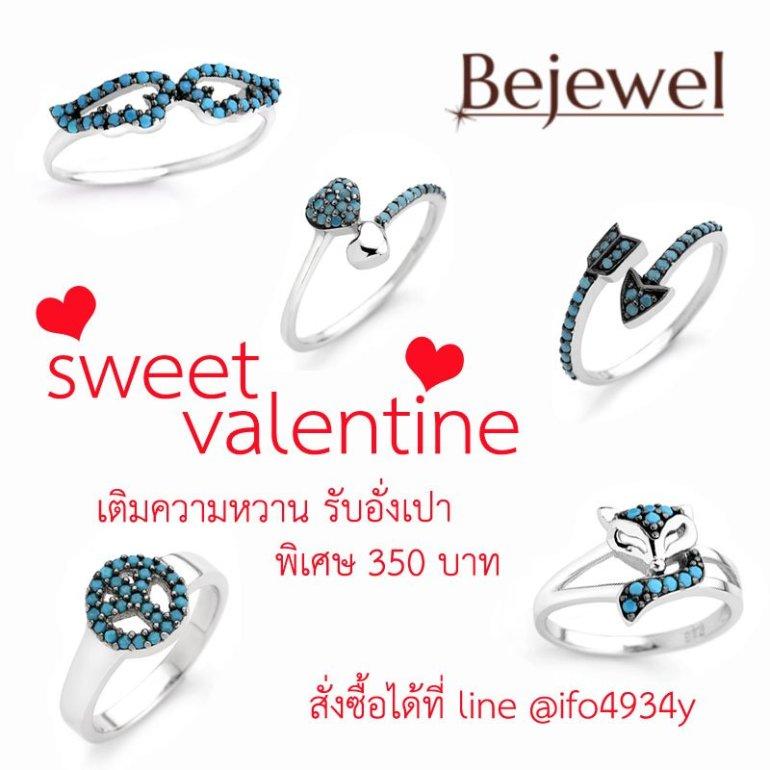 #Bejewel Promotion ราคาเดียวทุกชิ้นเพียง 350 บาท เริ่มแล้ววันนี้-28 ก.พนี้เท่านั้น 13 -