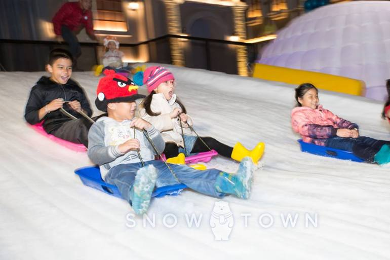 Snow Town Special package Special Price 13 -