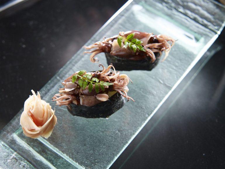 เชิญลิ้มลองความอร่อยประจำฤดูกาลจากเมนูปลาหมึกหิ่งห้อยและเมนูหน่อไม้ญี่ปุ่น 13 -