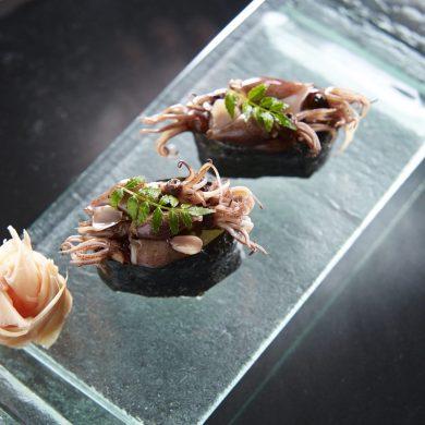 เชิญลิ้มลองความอร่อยประจำฤดูกาลจากเมนูปลาหมึกหิ่งห้อยและเมนูหน่อไม้ญี่ปุ่น 15 -