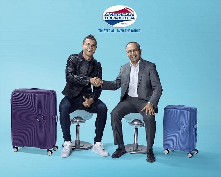 American Tourister จับมือกับตำนานลูกหนัง Cristiano Ronaldo เป็น Brand Ambassador 2018 13 -