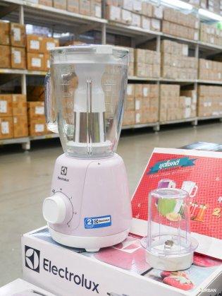 เครื่องปั่นน้ำผลไม้ ELECTROLUX 1.5 ลิตร รุ่น EBR3646 สีม่วงขาว
