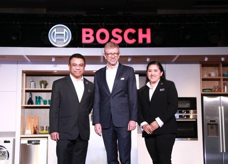 BSH เปิดตัว BOSCH แบรนด์เครื่องใช้ไฟฟ้าอันดับ 1 ในยุโรป ชูนวัตกรรมโดดเด่นพร้อมรุกตลาดพรีเมี่ยมในประเทศไทย 13 -