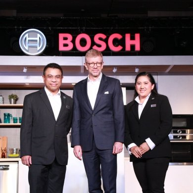 BSH เปิดตัว BOSCH แบรนด์เครื่องใช้ไฟฟ้าอันดับ 1 ในยุโรป ชูนวัตกรรมโดดเด่นพร้อมรุกตลาดพรีเมี่ยมในประเทศไทย 16 -
