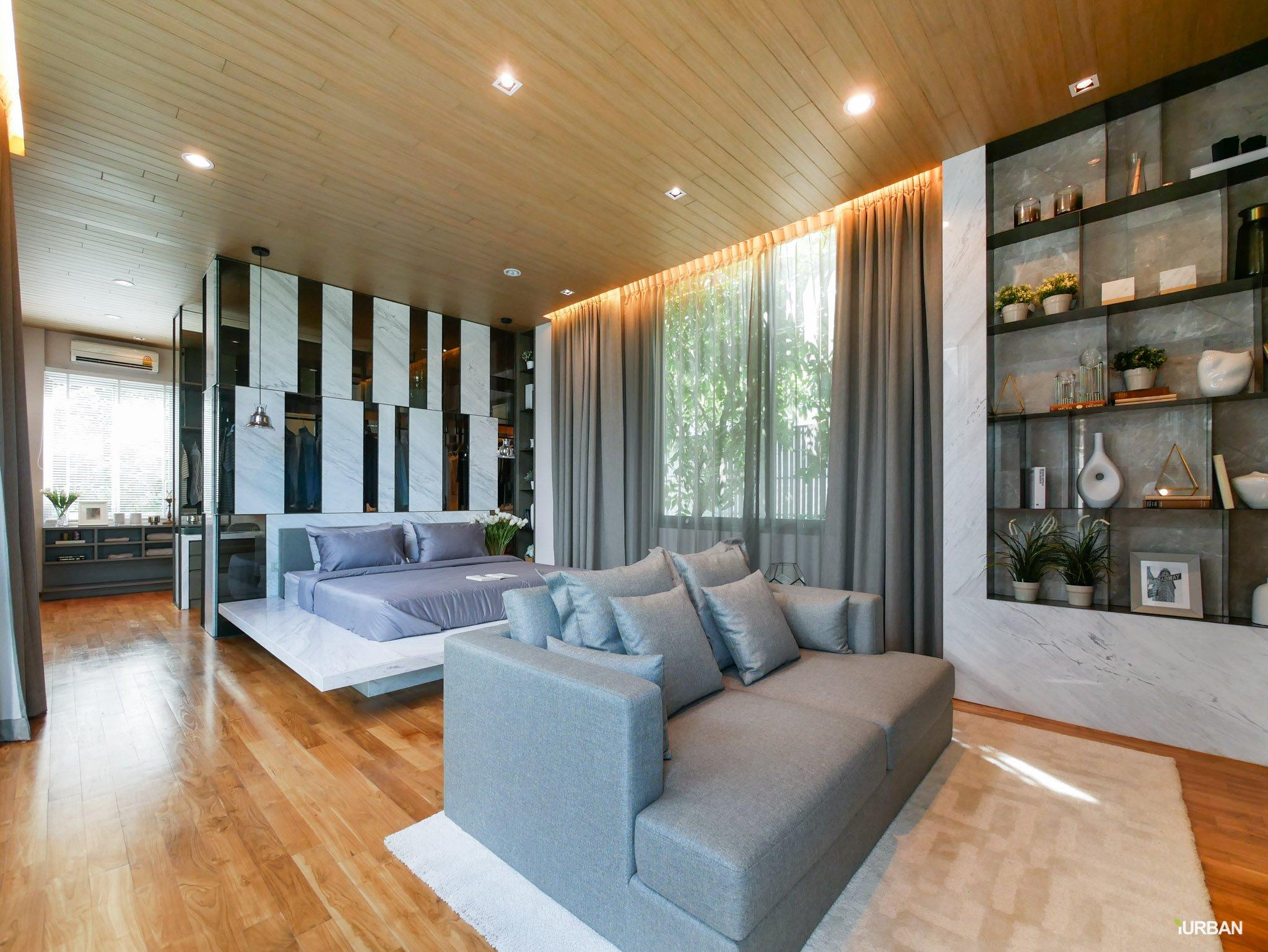 รีวิว Nirvana Beyond พระราม 2 บ้านที่ออกแบบทุกดีเทลเพื่อความสุขทุก GEN ของครอบครัวใหญ่ 111 - Beyond