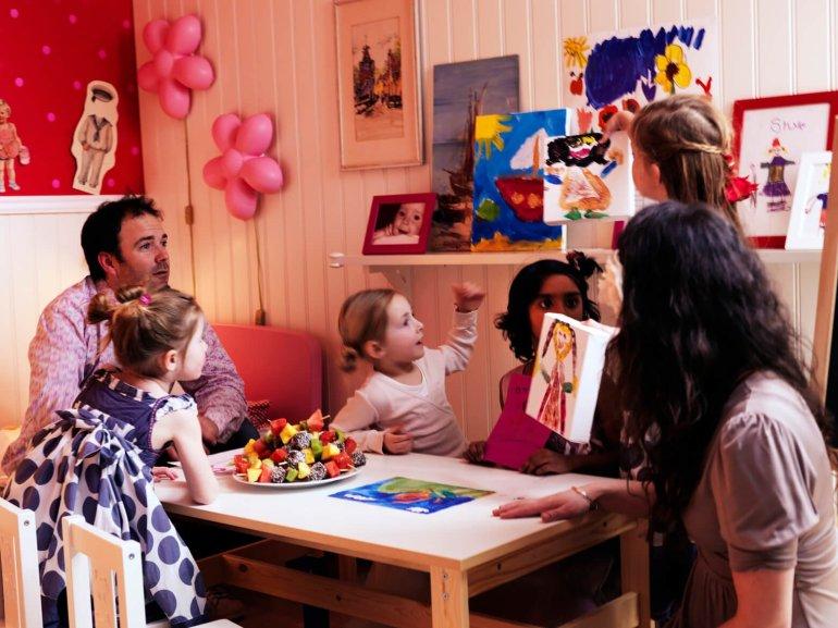 อิเกีย เผยแรงบันดาลใจในการเล่น พร้อมแนะไอเดียเนรมิตพื้นที่บ้าน  เพื่อเปิดโลกจินตนาการของเด็กๆ 14 - IKEA (อิเกีย)