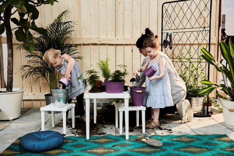 อิเกีย เผยแรงบันดาลใจในการเล่น พร้อมแนะไอเดียเนรมิตพื้นที่บ้าน  เพื่อเปิดโลกจินตนาการของเด็กๆ 21 - IKEA (อิเกีย)