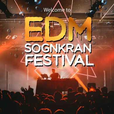EDM Songkran Festival 2018 at Royal Garden Plaza Pattaya 15 -