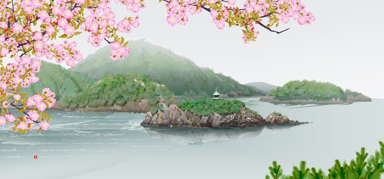 artex4 750x350 ศิลปะไร้ข้อจำกัด ศิลปินชาวญี่ปุ่นญี่ปุ่นสร้างงานกราฟฟิกจาก Microsoft Excel