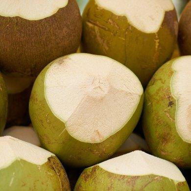 น้ำมะพร้าว CHABAA (ชบา) รสชาติใหม่ที่ลงตัว 14 -