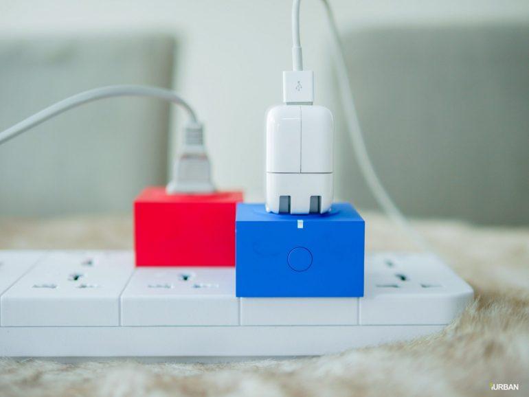 รีวิว Lamptan Smart Socket ปลั๊ก WIFI ที่เปลี่ยนอุปกรณ์เดิม ให้เปิดผ่านแอพมือถือและทำงานอัตโนมัติ 19 - Lamptan