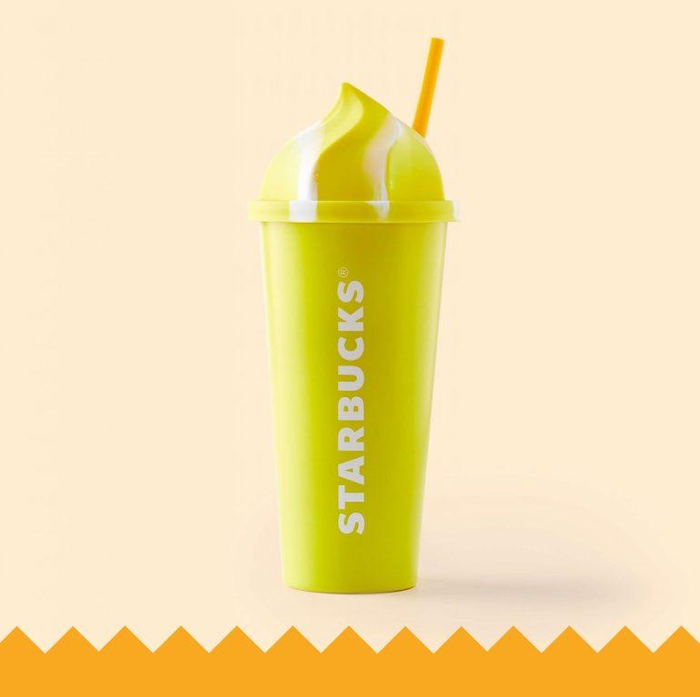 """แก้ว Starbucks ใหม่! """"ข้าวเหนียวมะม่วง"""" ลิมิเต็ดคอลเลคชั่นเฉพาะที่ไทย พร้อมเมนูข้าวเหนียวมะม่วงปั่น 17 - Starbucks (สตาร์บัคส์)"""